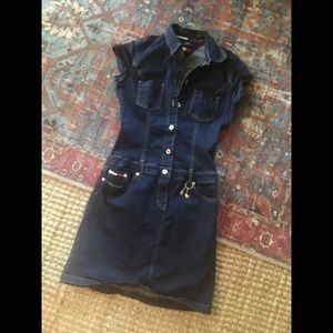 90s Tommy Hilfiger Denim Dress